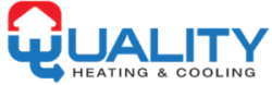 Quality Heating and Cooling Logo